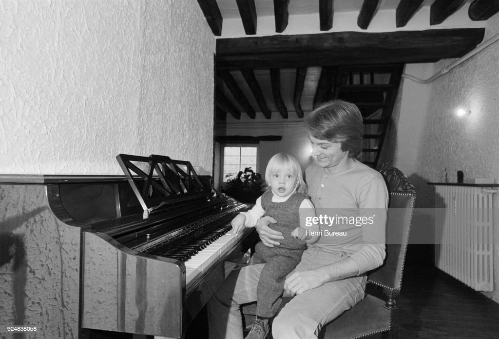 French Singer Claude Francois : News Photo