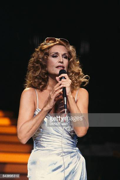 French Singer Dalida