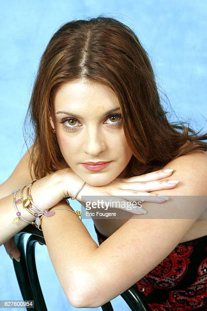 French singer Eve Angeli