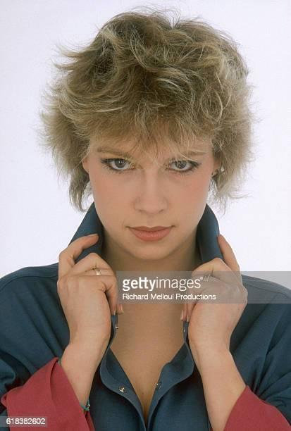 French Singer Fabienne Guyon