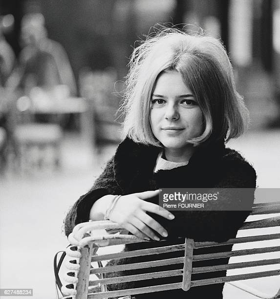French singer France Gall in Switzerland France Gall rose to fame in the 1960's performing songs penned by Serge Gainsbourg before marrying composer...
