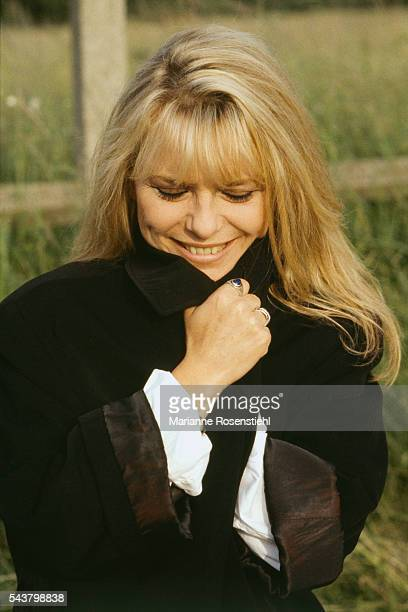 French Singer France Gall