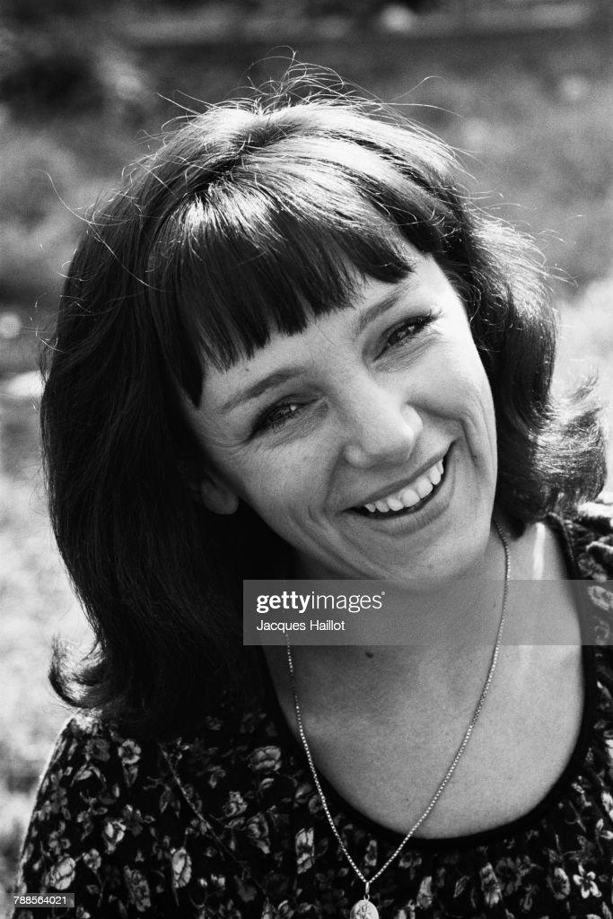 French singer Irene Berthier : News Photo