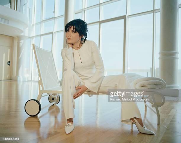 French Singer Liane Foly