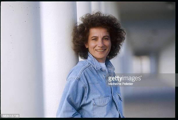 French Singer Marie Paule Belle