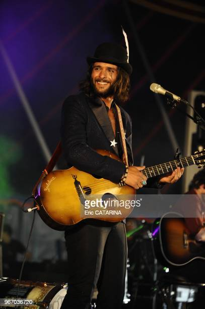 French singer Maxime Nucci starts a new career as Yodelice