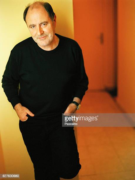 French singer Michel Delpech