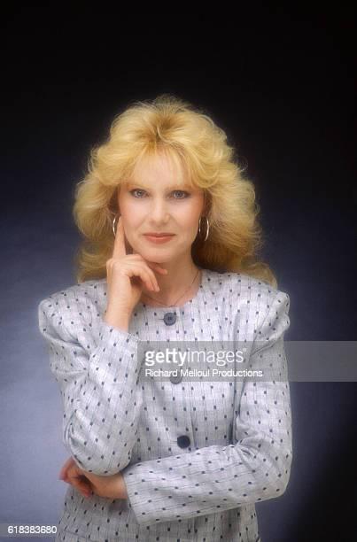 French Singer Michele Torr