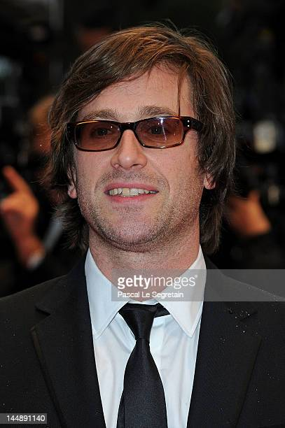 """French singer Thomas Dutronc attends the """"Amour"""" premiere during the 65th Annual Cannes Film Festival at Palais des Festivals on May 20, 2012 in..."""