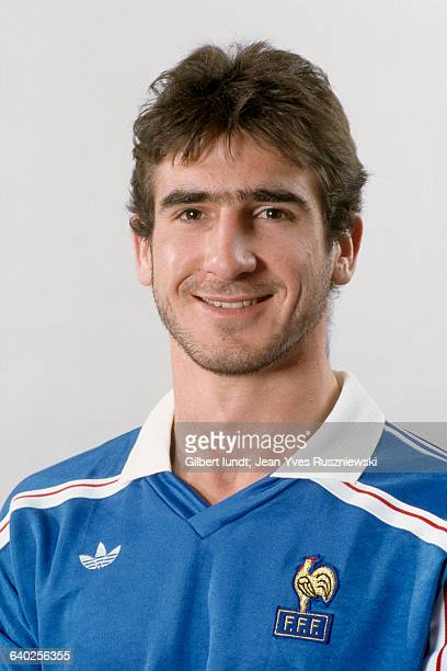French Soccer Player Eric Cantona