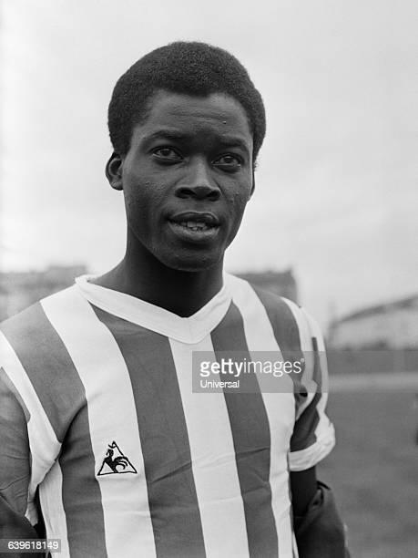 French soccer player from Ajaccio Marius Tresor