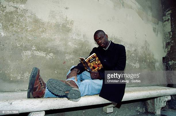 French soccer player Lilian Thuram from Parma FC