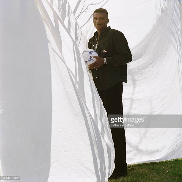 French Soccer Player Marcel Desailly