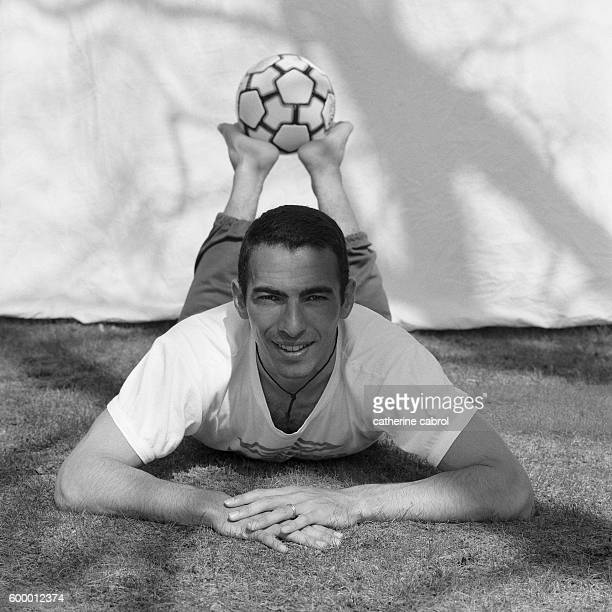 French Soccer Player Youri Djorkaeff