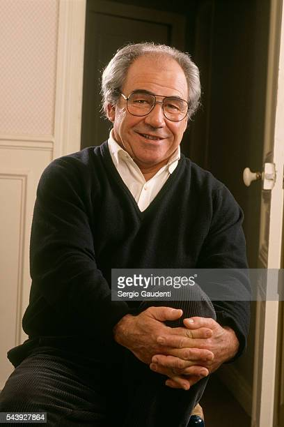 French Sociologist and Philosopher Jean Baudrillard