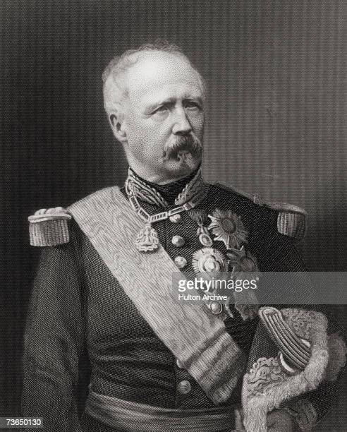 French soldier and statesman Patrice de MacMahon duc de Magenta circa 1875 MacMahon who was of Irish descent was the first president of the Third...