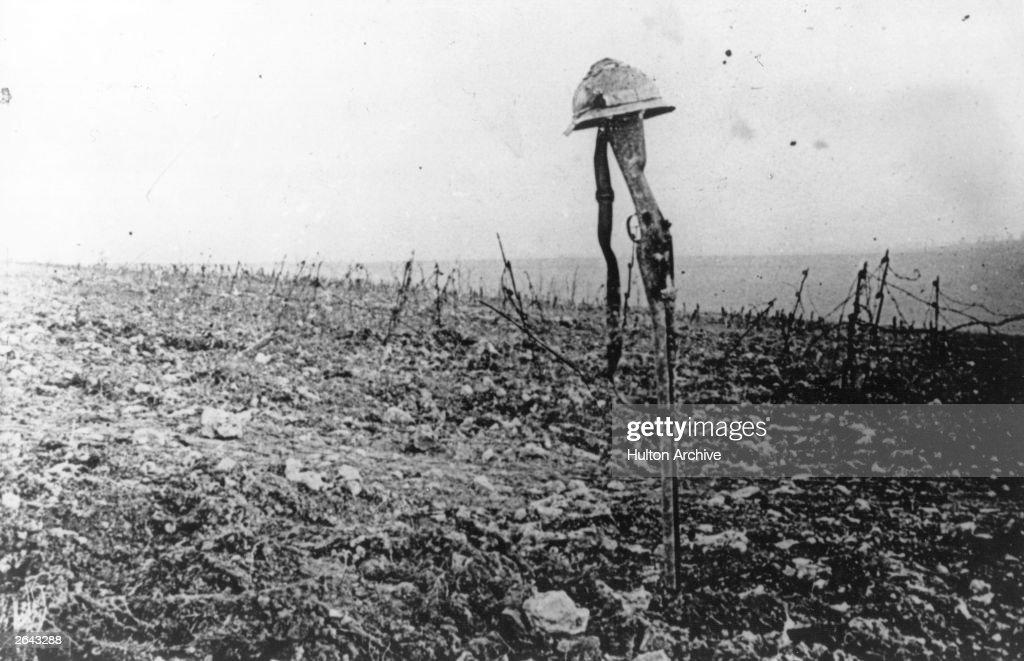 Battlefield Grave : News Photo
