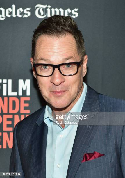 French Stewart attends the screening of 'The Great Buster' during the 2018 LA Film Festival at ArcLight Culver City on September 23 2018 in Culver...