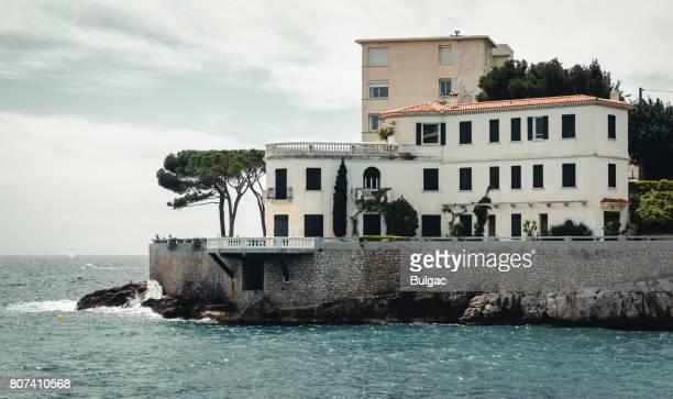 Mediterrane Villa im französischen Stil