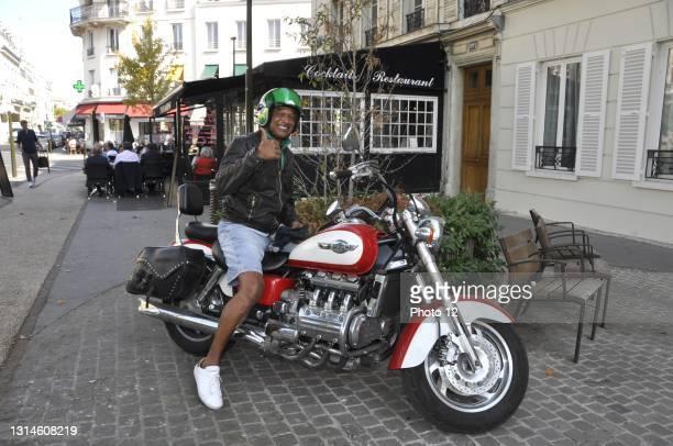 French tennis player and captain Yannick Noah. Paris, September 18, 2020.