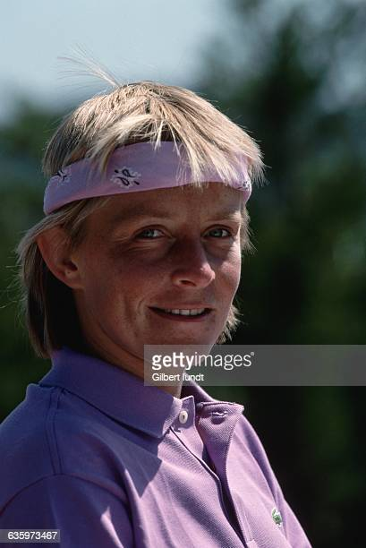 French Tennis Player Isabelle Demongeot
