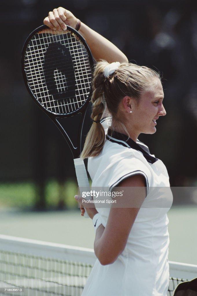 Tennis At XXVI Summer Olympics : ニュース写真