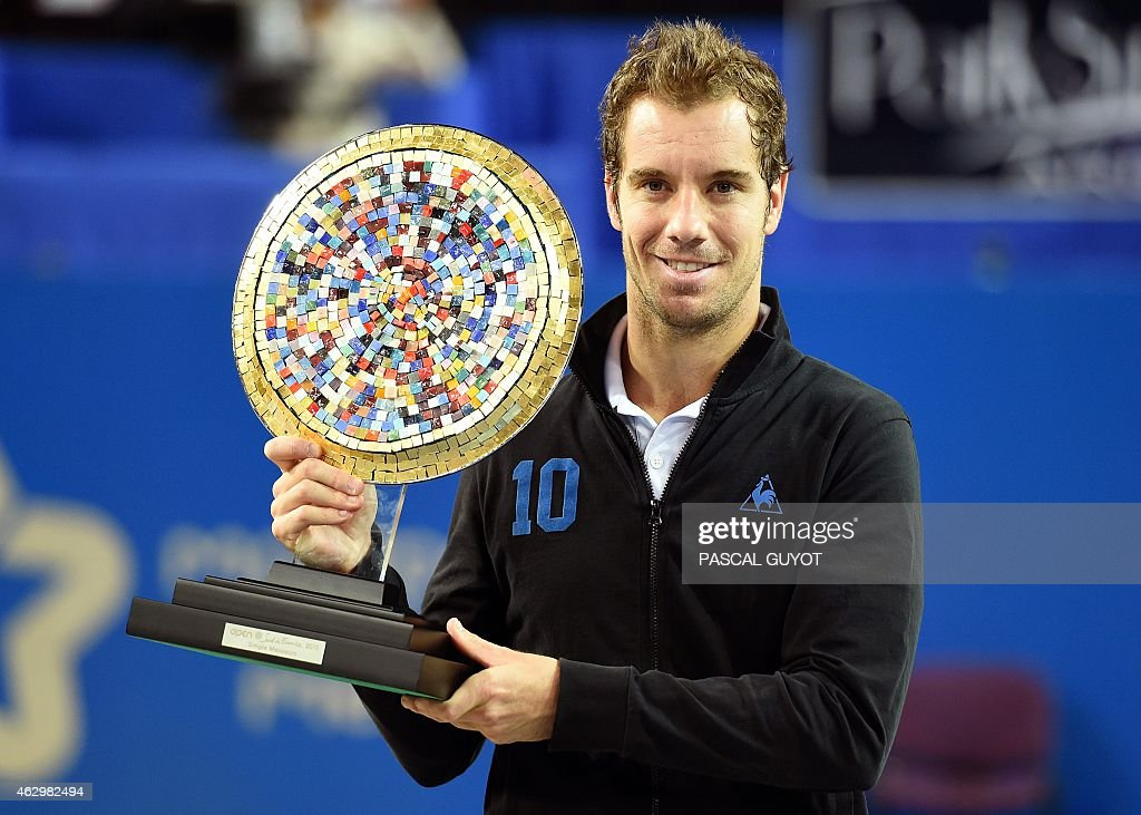 TENNIS - FRA - ATP - MONTPELLIER : News Photo
