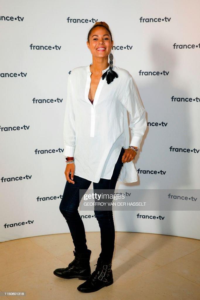 FRANCE-MEDIA-PHOTOCALL-TV : News Photo