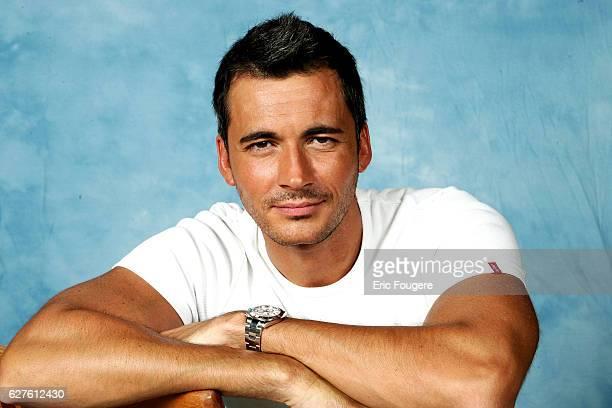 French TV presenter Olivier Minne