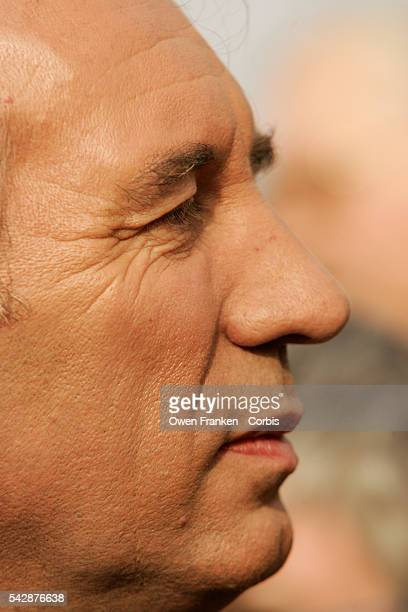 French Union for French Democracy presidential candidate Francois Bayrou in Blois of the Loire and Cher region during his electoral campaign