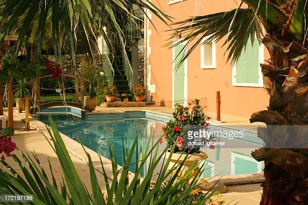 Français maison de vacances