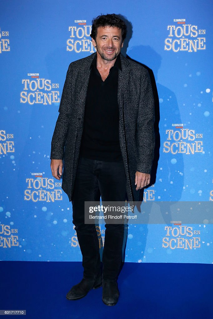 """Tous en Scene""  Paris Premiere At Le Grand Rex In Paris"
