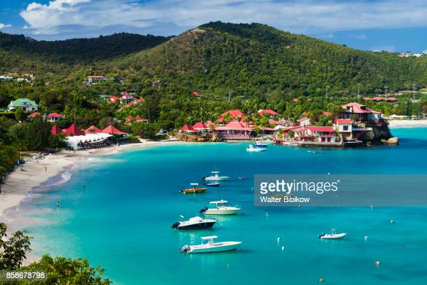 french west indies, st-barthelemy, exterior - french overseas territory stock pictures, royalty-free photos & images