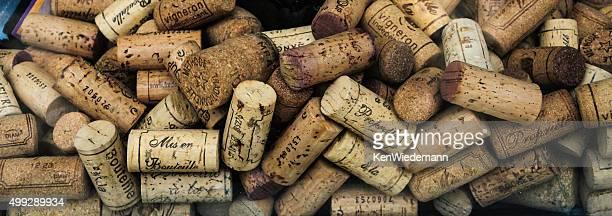 French Wine Corks