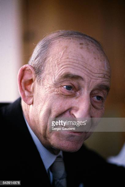 French writer and philosopher Raymond Aron