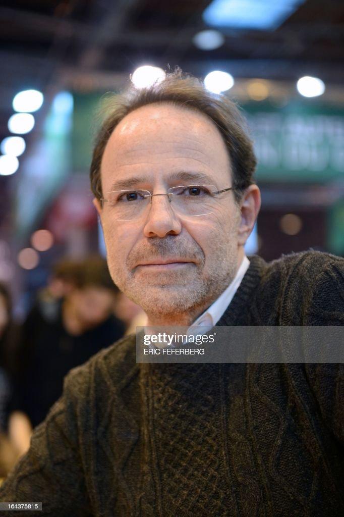 FRANCE-BOOK-FAIR : News Photo