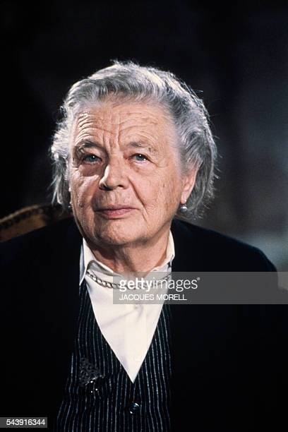 French Writer Marguerite Yourcenar