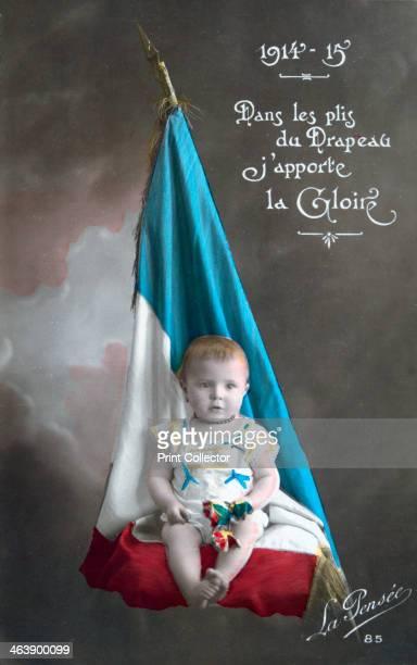 French WWI postcard 19141918