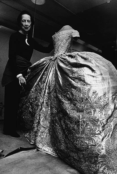 Vreeland Catherine The Greats Wedding Dress