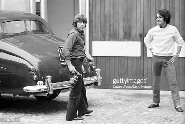 Frenchborn film director and writer Roman Polanski and film director Simon Hesara England 1969 Polanski wrote and produced Hesara's 1970 directorial...