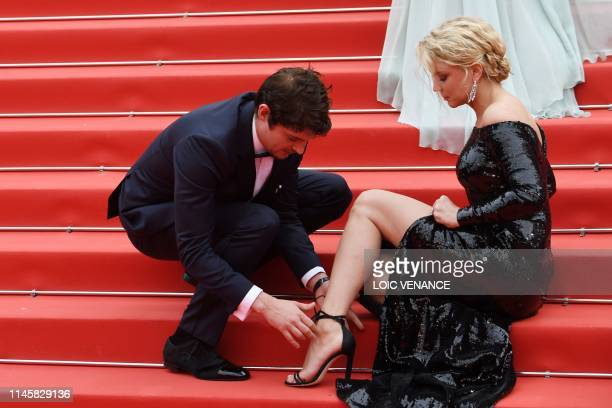 """FRA: """"Sibyl""""Red Carpet - The 72nd Annual Cannes Film Festival"""
