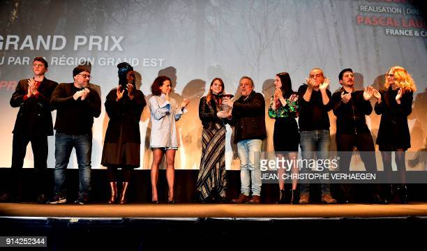 Frenchenglish actor Finnegan Oldfield French director and screenwriter Olivier Megaton French actress Aissa Maiga Canadian actress Suzanne Clement...