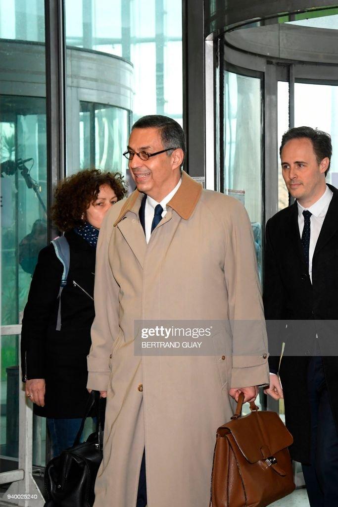 FRANCE-MUSIC-HALLYDAY-JUSTICE-ESTATE : News Photo