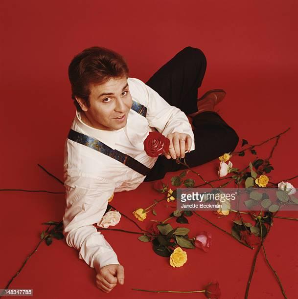 FrenchItalian tenor Roberto Alagna New York City 2005