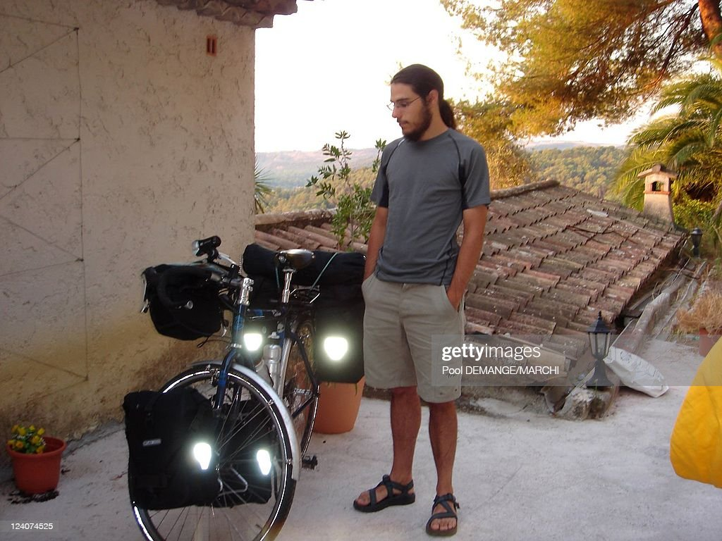A Frenchman Who Crossed Asia With Bike Reported Missing In Villers