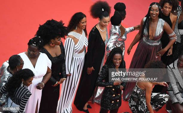 FrenchPortuguese actress Sara Martins French actress Firmine Richard FrenchCameroonian MariePhilomene Nga French actress Sabine Pakora French actress...