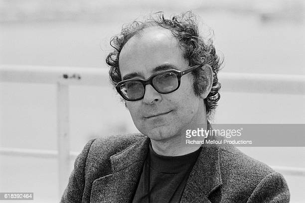 FrenchSwiss director JeanLuc Godard presents his movie Sauve qui peut during the 33rd Cannes Film Festival