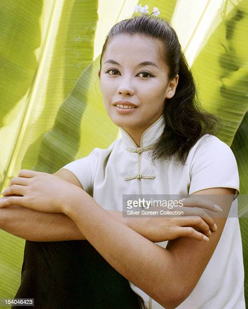 FrenchVietnamese actress France Nuyen as Liat in 'South Pacific' directed by Joshua Logan 1958