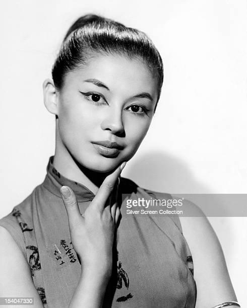 FrenchVietnamese actress France Nuyen circa 1960