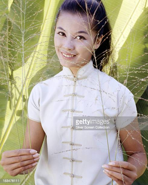 FrenchVietnamese actress France Nuyen circa 1962